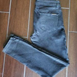 Michael Kors Black Skinny Jeans size 4